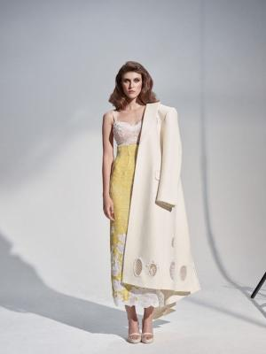 Парижская неделя Haute Couture FW 2020/21: Ylyana Sergeenko