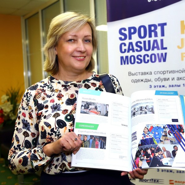 Sport Casual Moscow