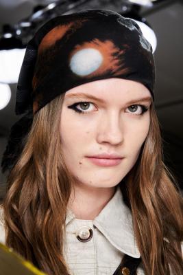 Christian Dior осень 2020