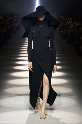 Givenchy осень-зима 2020/21