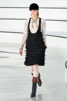 Chanel осень-зима 2020/21