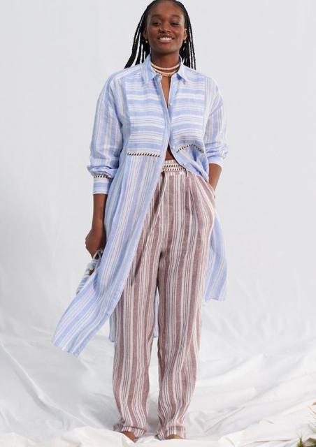 H&M представил коллаборацию с эфиопским брендом Lemlem  (91865-HM-Lemlem-2021-01.jpg)