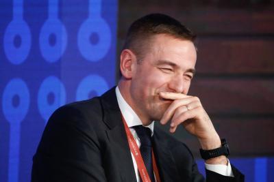 Виктор Евтухов, статс-секретарь, заместитель министра промышленности и торговли России: ©Фонд Росконгресс