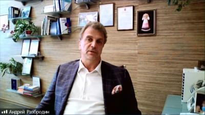 Андрей Разбродин, президент Союза предпринимателей текстильной и легкой промышленности: «Изменения в текстильной и легкой промышленности после пандемии: итоги и тренды»