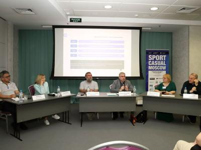 Современные технологии, проблема кадров и эко-тренд на выставке Sport Casual Moscow в Москве