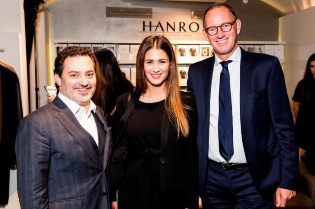 Первый бутик HANRO открылся в ГУМе (handro-1.jpg)