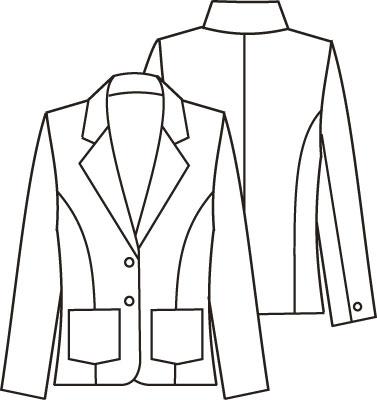 Письменная Экзаменационная Работа Тема: Проектирование И Изготовление Женского Костюма Блузка И Юбка
