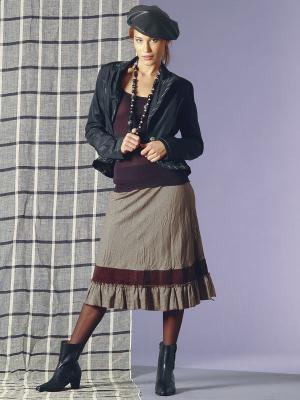 Жакет и юбка